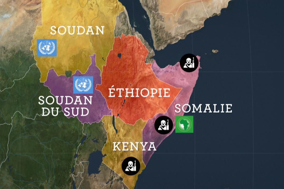 Éthiopie : de la famine a la croissance