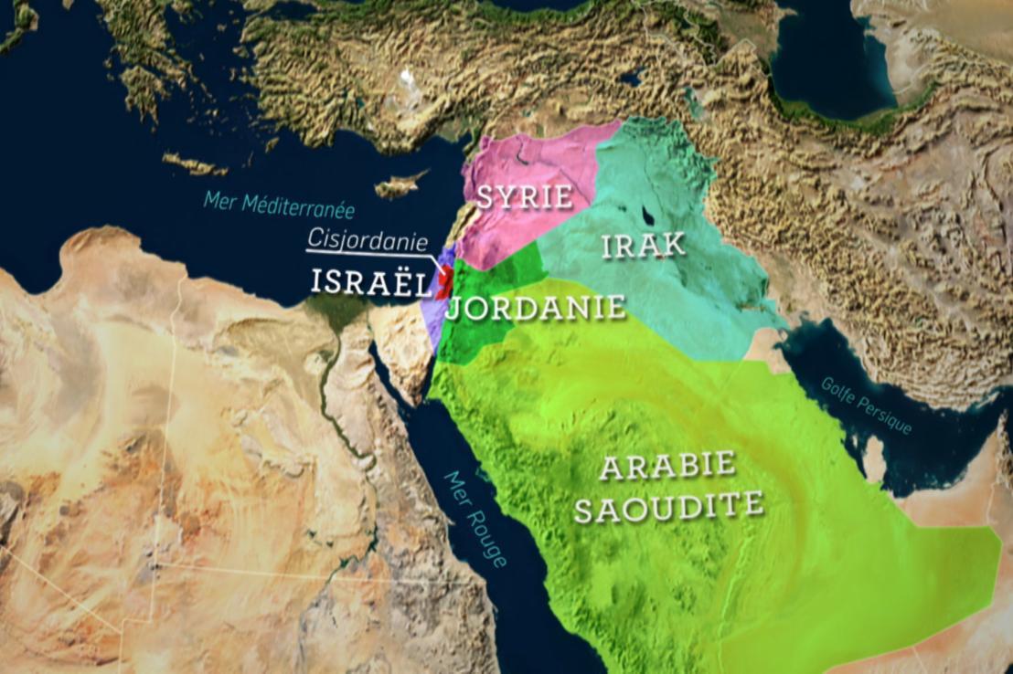 Jordanie : la discrète du Proche-Orient