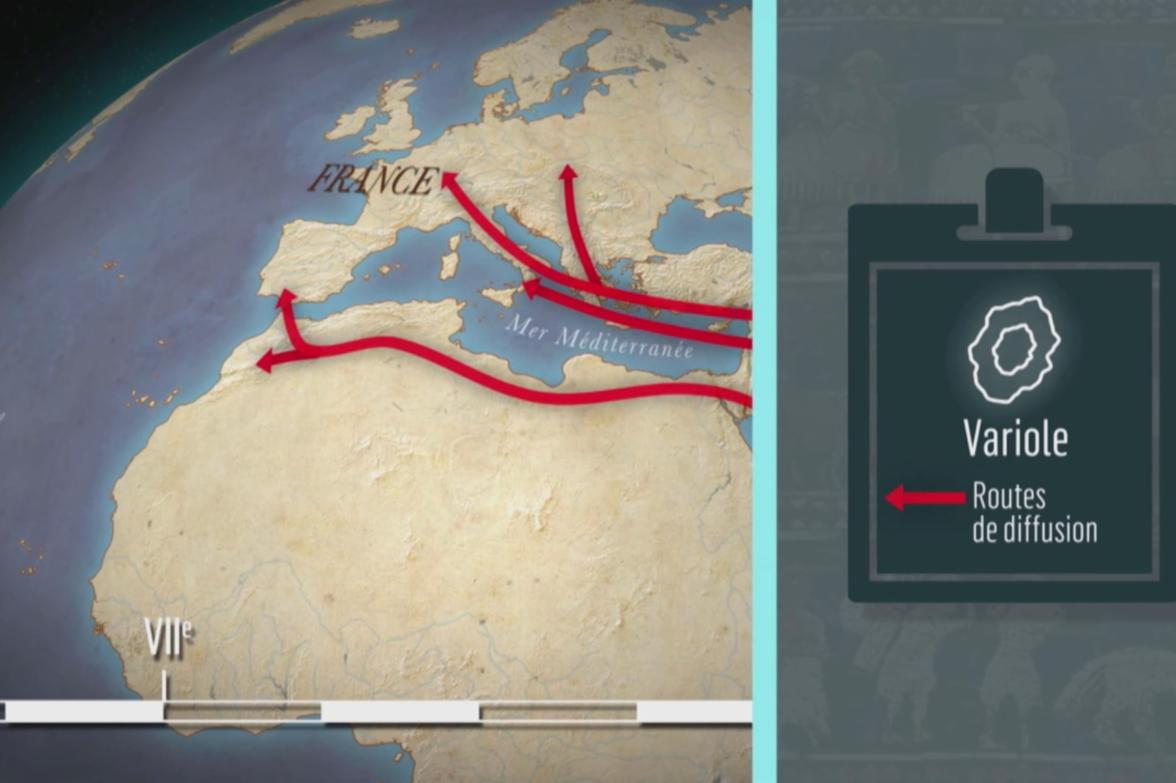 Épidémie, une longue histoire