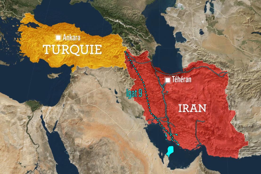 Iran : au coeur des tensions