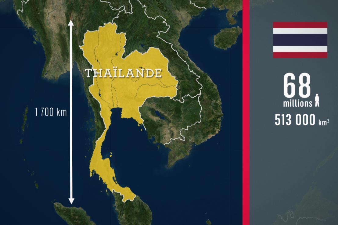 La Thaïlande : derriere la carte postale ?