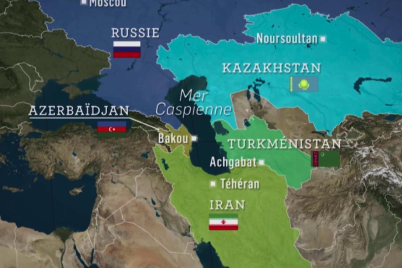 Caspienne : une mer surexploitée