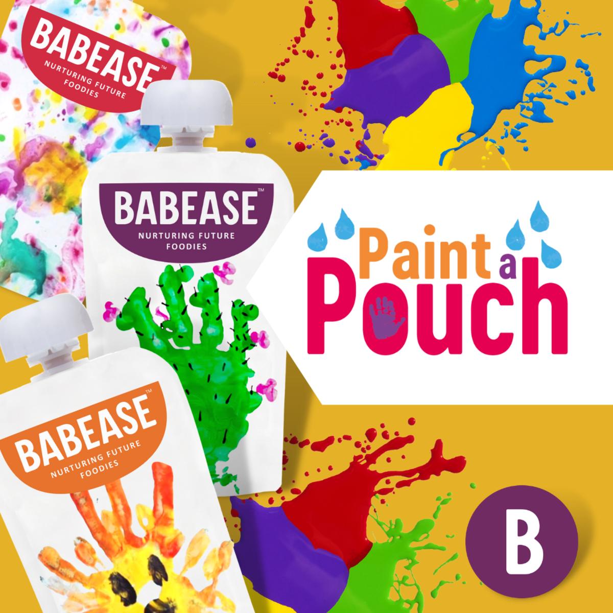 Paint a Pouch Competition