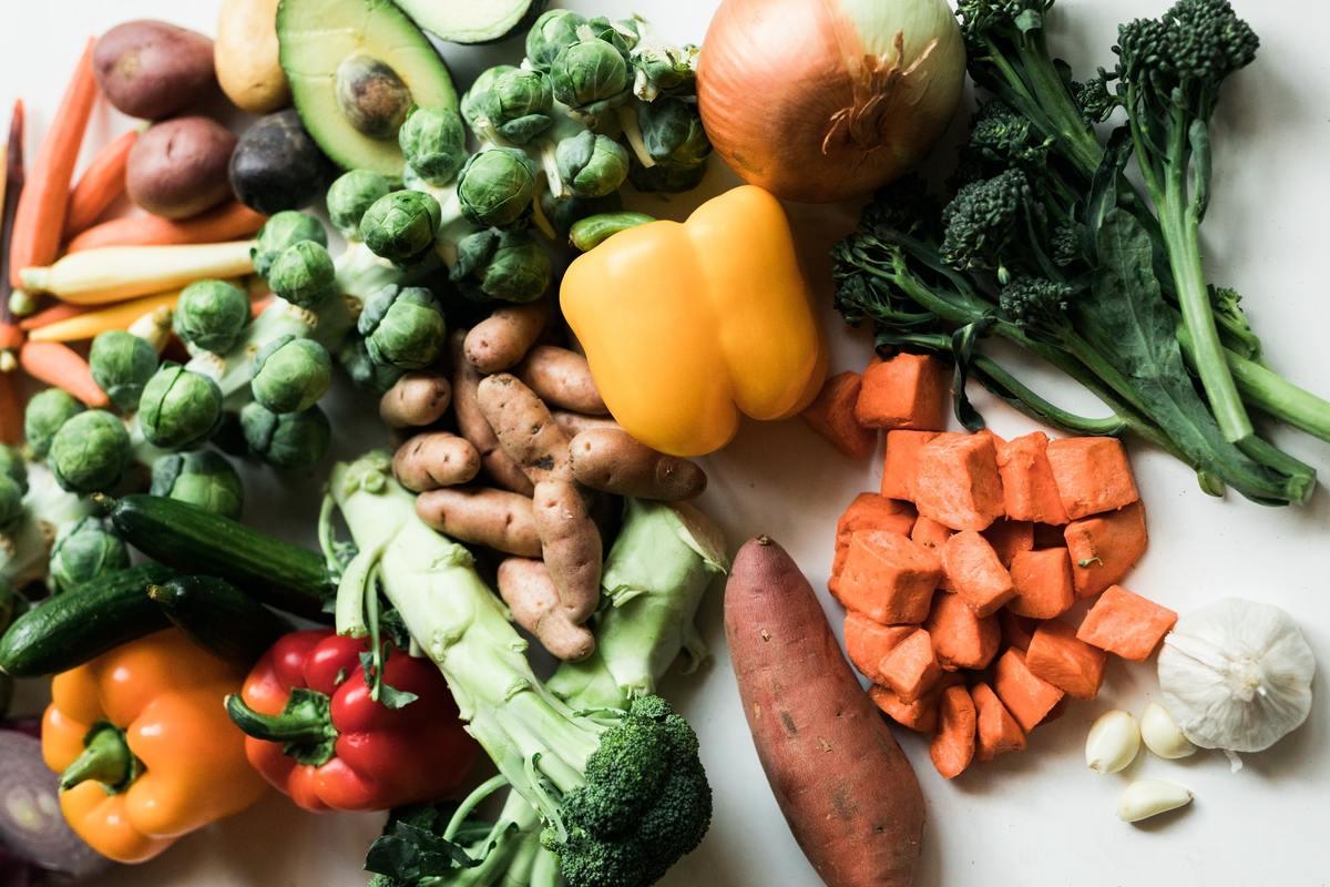 autumn seasonal vegetables