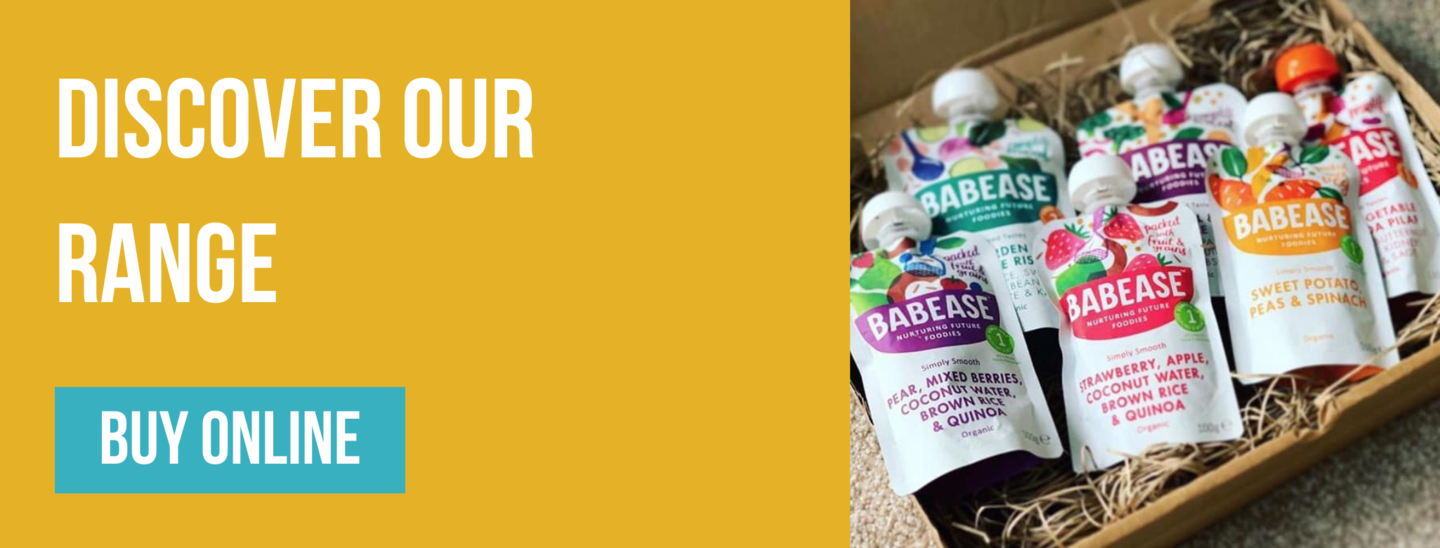 Buy Babease products online banner