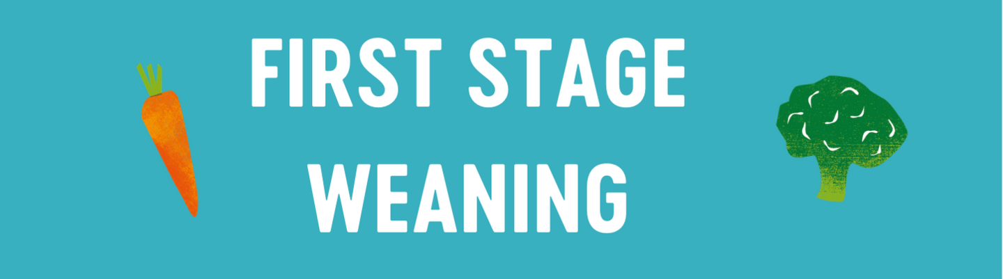 First stage weaning advice by Babease