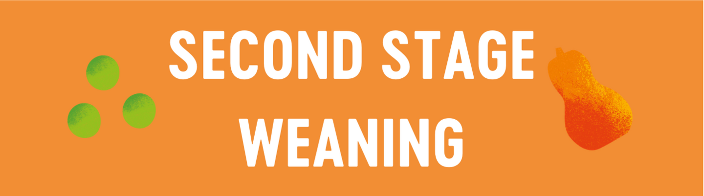 Second stage weaning advice by Babease