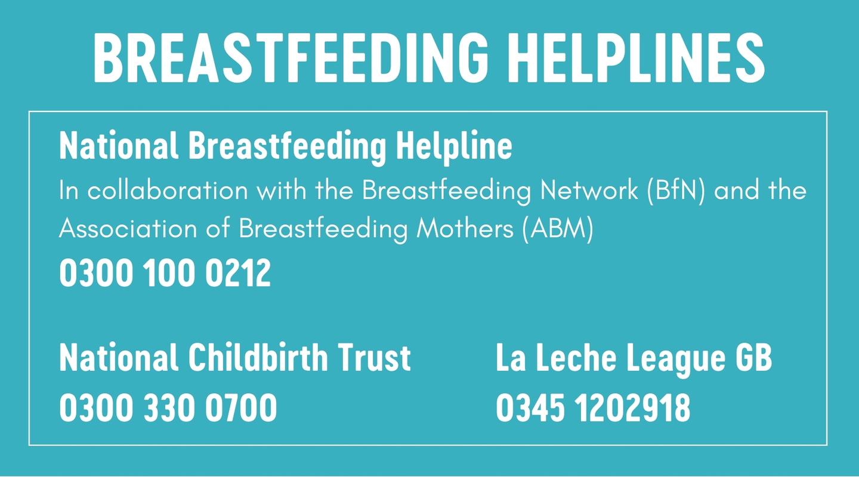 Babease Breastfeeding Helpline image