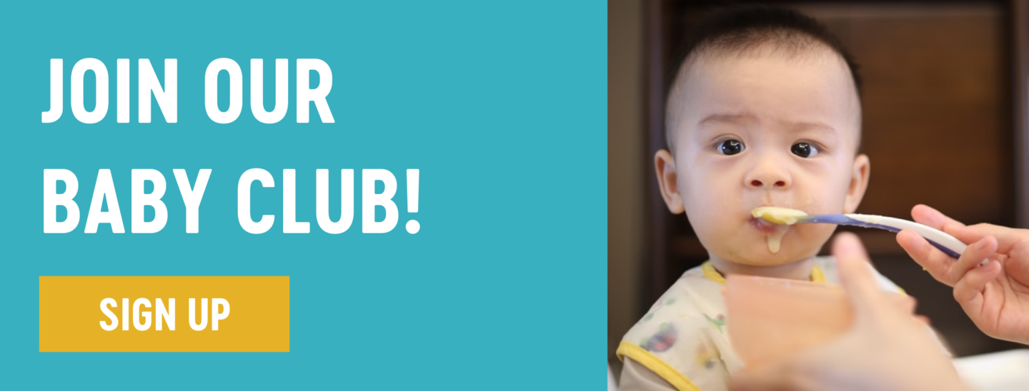 Join our Baby Club!