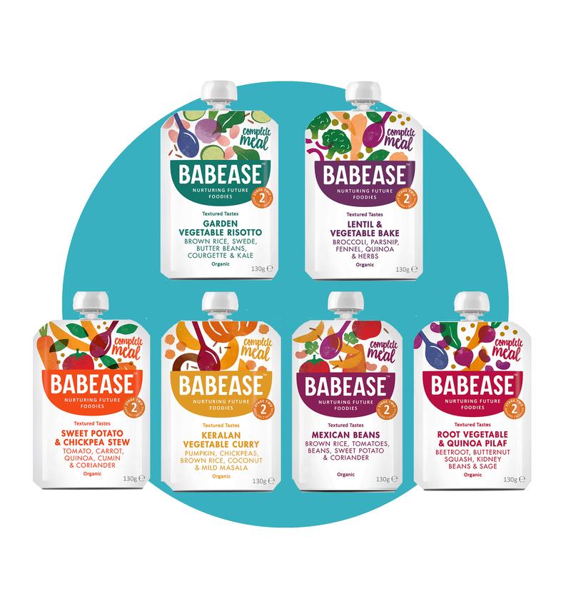 stage 2 veggie bundle products