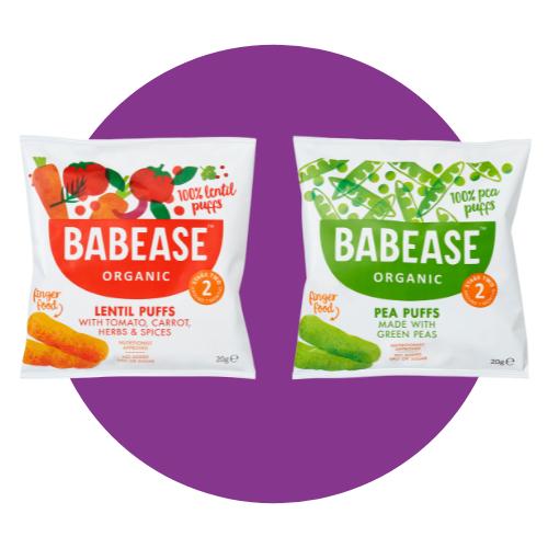 Babease finger foods