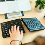Goldtouch Go!2 Bluetooth Wireless Mobile Keyboard