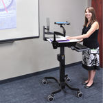Ergotron Teachwell Standing Desk