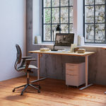 Conset 501-49 Sit Stand Electric Desk - Universal