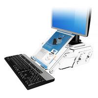 Addit Monitor Riser With Copyholder