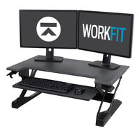 Ergotron WorkFit-TL Standing Desk Workstation