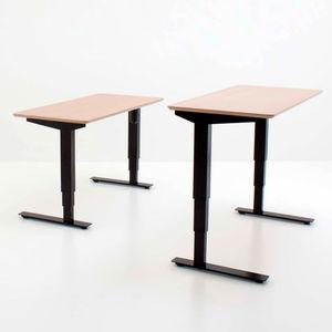 Conset 501-37 Standing Desk - Radial