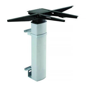 Conset 501-19 Sit Stand Electric Desk - Wall Mounted, (Frame Only)