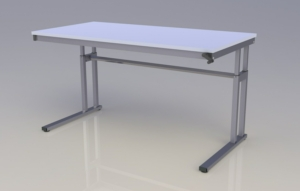 Mod-C Height Adjustable Desk - Universal