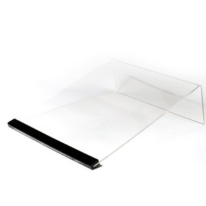 Perspex Writing Slope
