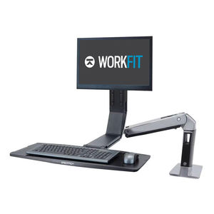 Ergotron WorkFit-A Single LD Standing Workstation