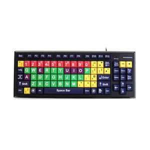 Accuratus Monster 2 Mixed Colour Keyboard