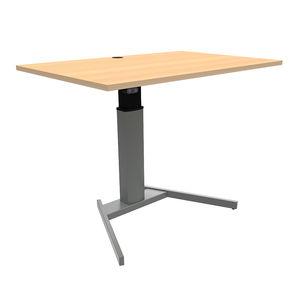Conset 501-19 Sit Stand Electric Desk - Rectangular