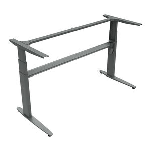 Conset 501-25 Sit Stand Electric Desk - Frame Only