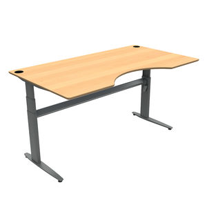 Conset 501-25 Sit Stand Electric Desk - Universal