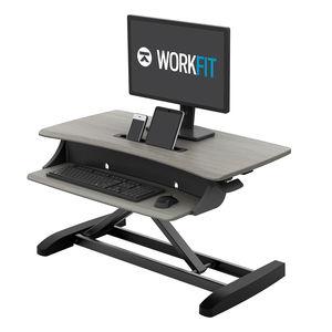 Ergotron WorkFit-Z Mini Sit-Stand Desktop