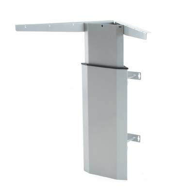 Conset 501 7 Electric Sit Stand Desk Wall Mounted Frame Only