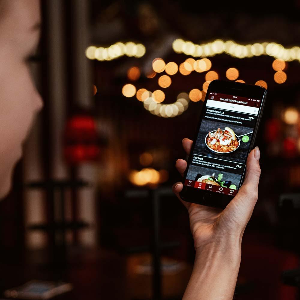 Pinchos - the app restaurant