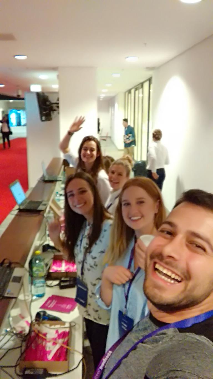 Волонтёрский опыт - первый раз в Варшаве!