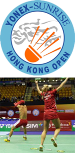 Chris Adcock & Gabby White into Hong Kong final