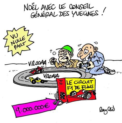 La Formule 1 pour les enfants des Yvelines © Rayclid