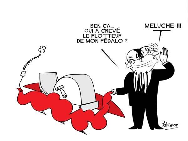 Content pedalo melanchon 0