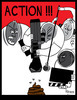 Small action 0