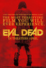 Small evil dead poster 2 variante rouge sang 0