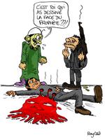 Medium terroriste dessin rayclid bakchich