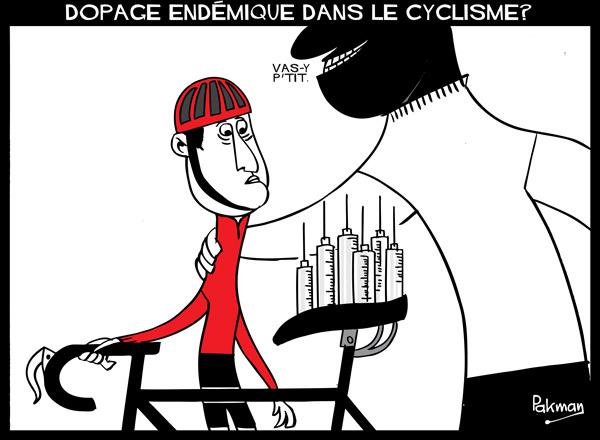Content dopage  cyclisme