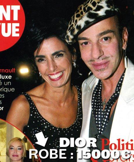 Rachida en Dior (avec John Galliano) - JPG - 236.6ko