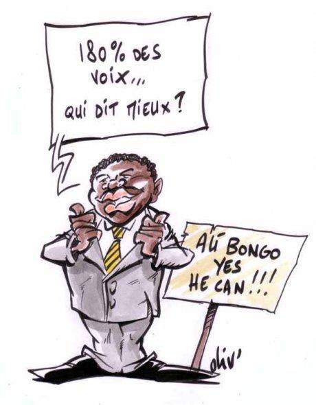 Ali Bongo, l'héritier d'Omar - JPG - 34.2ko