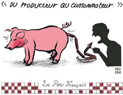 La grande invasion des cochons - Dessin cochon debout ...