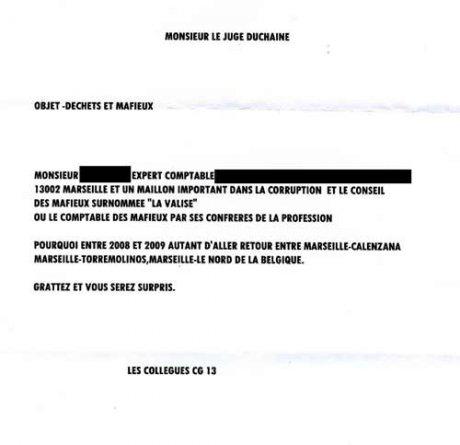 Lettre anonyme envoyée le 2 décembre au juge Duchaîne - JPG - 16.6ko
