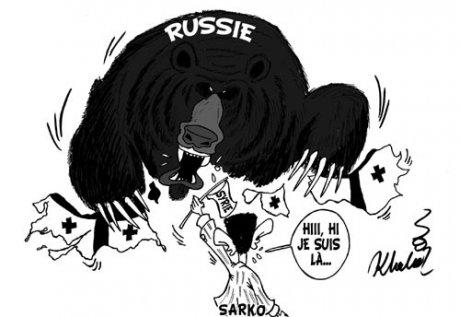 Sarko pas aidé, ni en Russie, ni en Syrie - JPG - 31.2ko