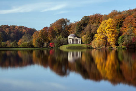 Stourhead Tranquility by Tony Gill