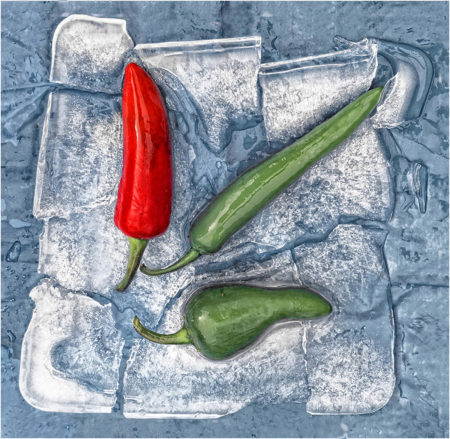 Hot and Cold by Gillian Jones