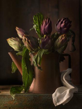 Artichokes by Patrizia Piga