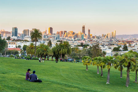 Dolores Park by Annie Green-Armytage