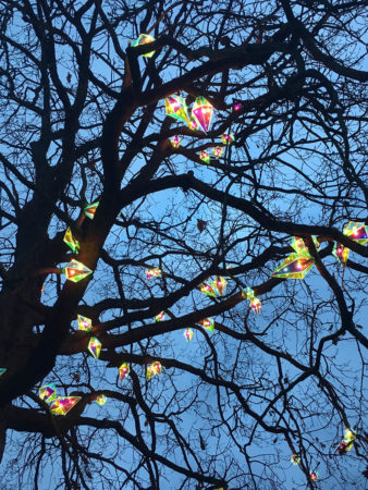 Kew Lights by Annalaura Pretaroli